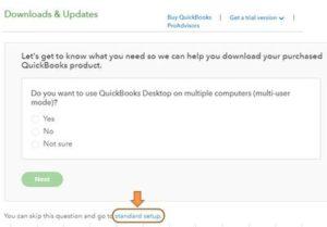 Update the Quickbooks payroll