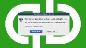 Update the Quickbooks version