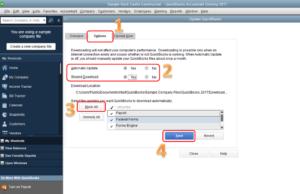 Quickbooks desktop software upgrade